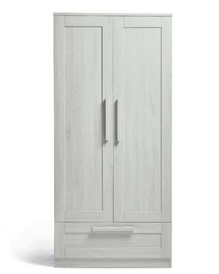 Atlas Grey Wardrobe