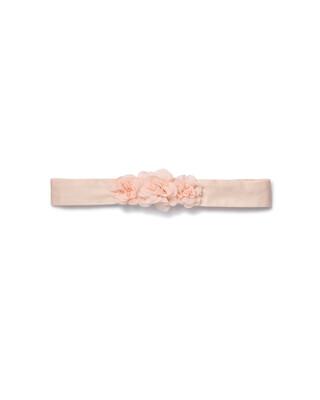 3D Flower Pink Headband
