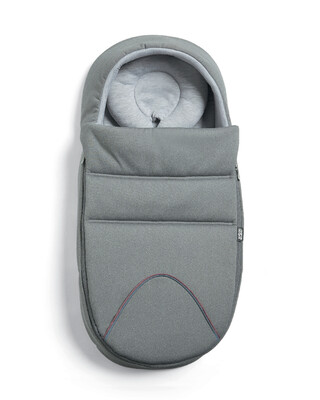 Newborn Cocoon - Grey Marl