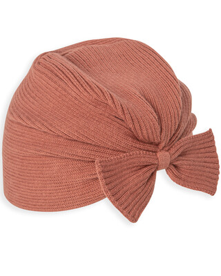 Bow Knit Hat