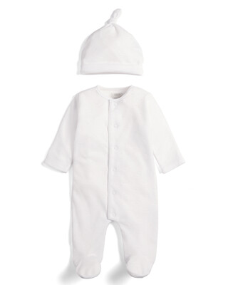 Cloud Velour All-in-One & Hat