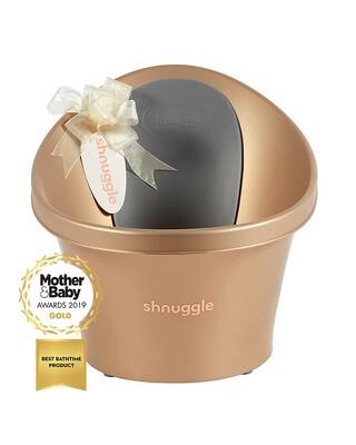 Shnuggle Baby Bath Tub - Gold