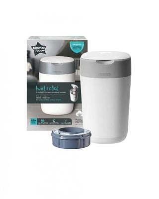 Tommee Tippee Twist & Click- White