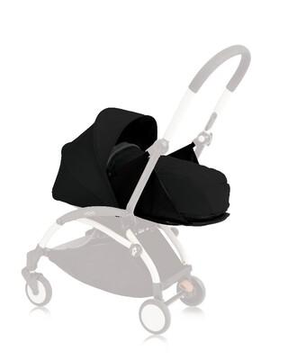 BABYZEN YOYO+ Newborn Pack 0+ Black NEW