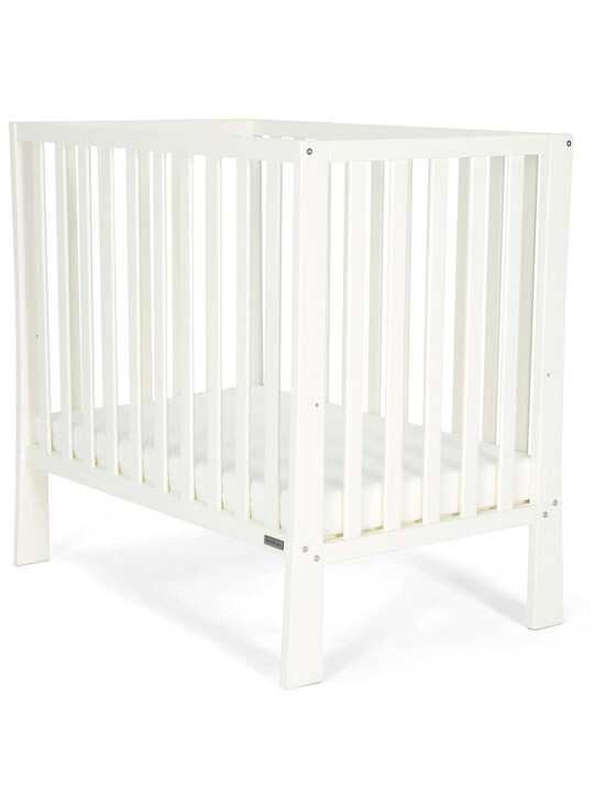 Petite Cot - White image number 1