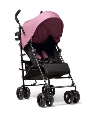 Cruise Practical Folding Buggy - Rose Pink