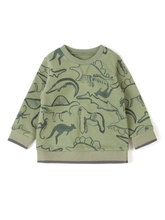 Safari Sweater image number 1