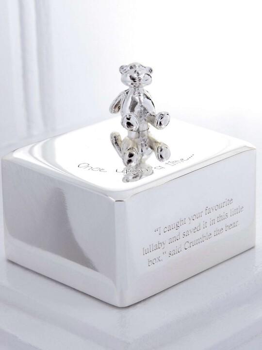 Once Upon a Time - Silver Musical Box image number 2