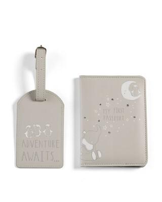 Passport & Tag Set - Tiny & Star