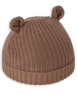 Bear Knit Hat