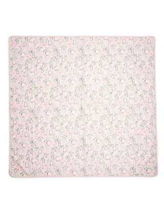 Splash Mat - Alphabet Floral