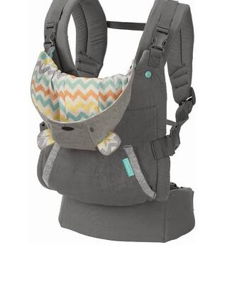 Infantino -  Cuddle Up Ergonomic Hoodie Carrier