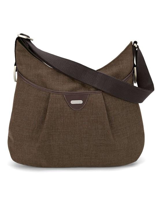 Ellis Shoulder Bag Tweed - Desert image number 2
