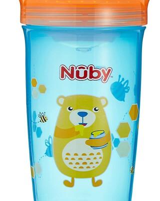 Nuby 360° Wonder cup - 300ml,Blue