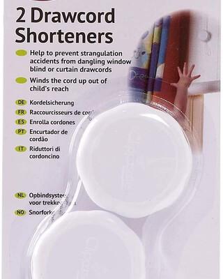 Clippasafe Drawcord Shorteners - 2 Pcs/Pack