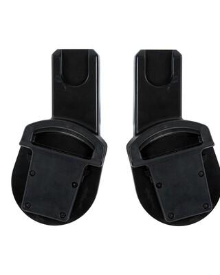 Urbo/Sola/Zoom Car Seat Adaptors - Cybex Aton, Aton Q & Cloud Q/Maxi-Cosi Pebble & CabrioFix/BeSafe iZi Go
