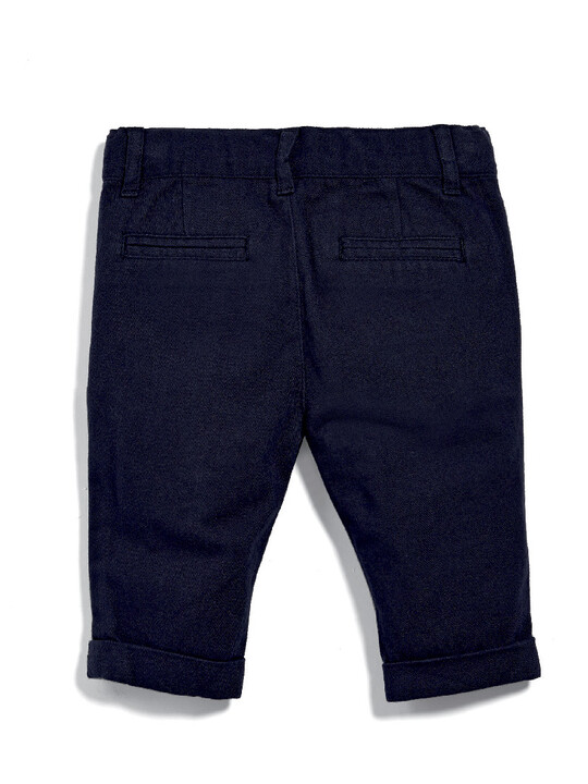 Navy Chinos image number 2