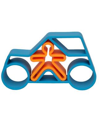 Dena Car Neon Blue