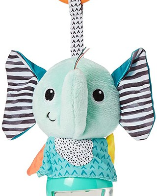 Infantino Light Chime Sensory Rattle