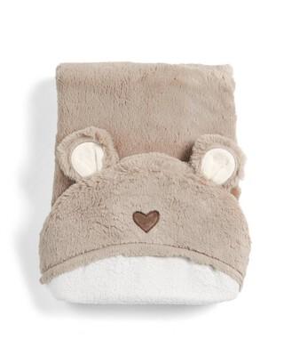 Hooded Bear Towel - Millie & Boris