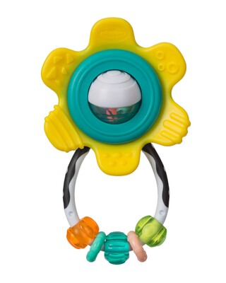 Infantino - Spin & Rattle Teether