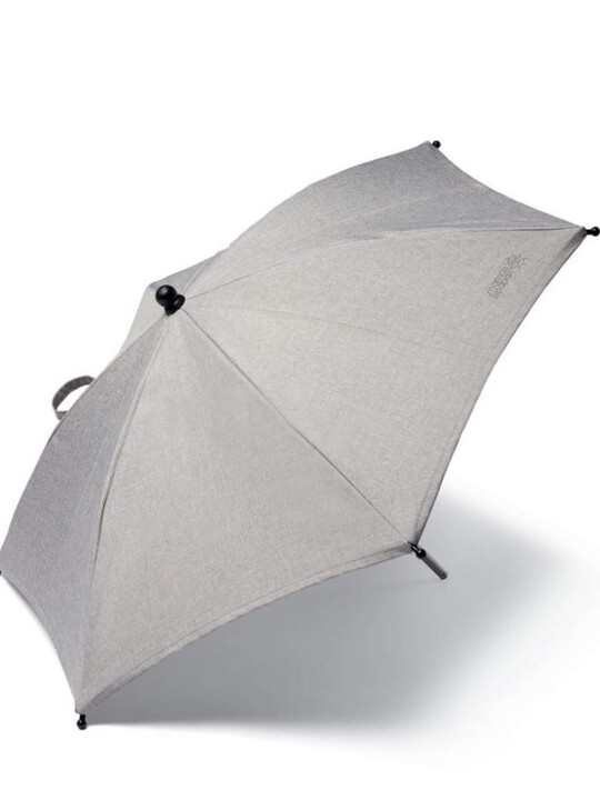 Essentials Parasol - Grey Marl image number 1