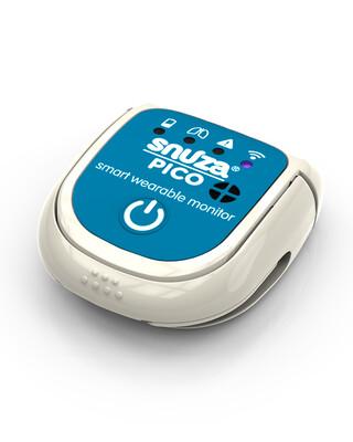 Snuza Pico - Smart Wearable Baby Monitor